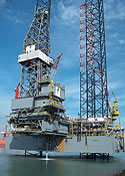 SYSTEM ELECTRIC Project: Oil platform