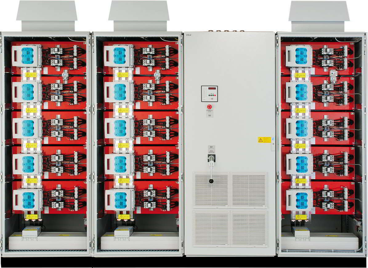 Products of SYSTEM ELECTRIC - power correction and quality ...