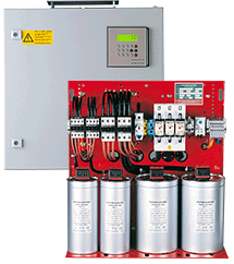 SYSTEM ELECTRIC: Automatic power factor correction system